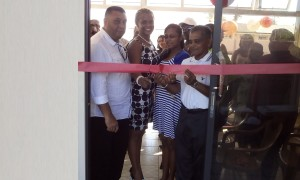 Cutting of Ribbon